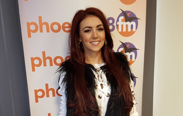 Lydia Lucy at Phoenix FM 25 03 2017