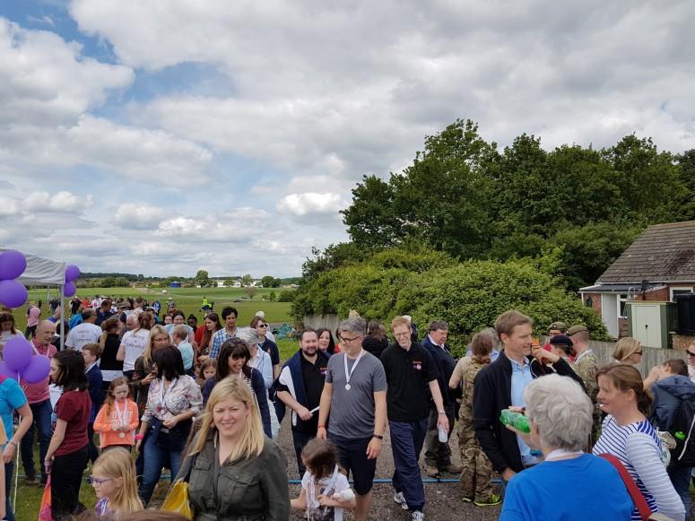 2017-05-21 15 Billericay Fun Walk
