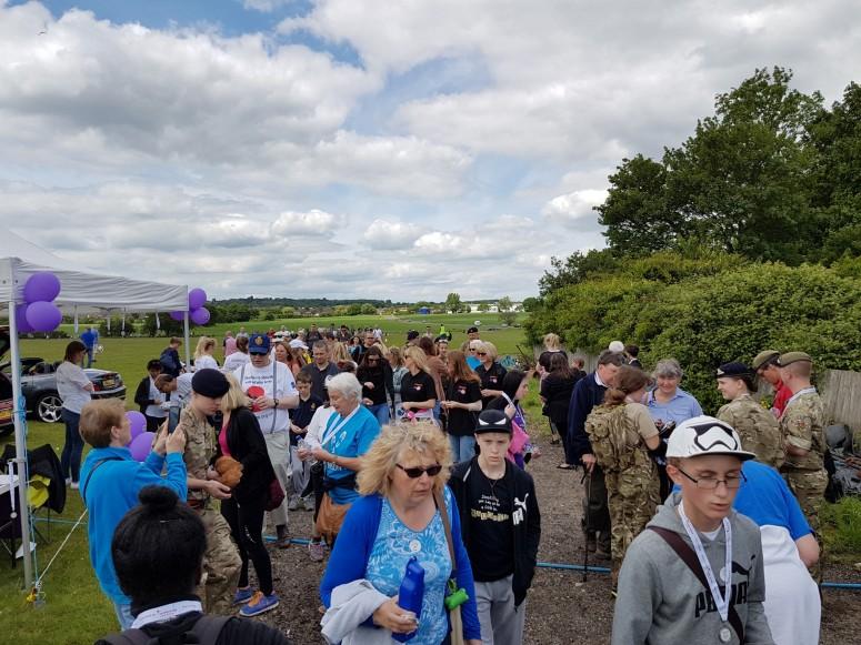 2017-05-21 16 Billericay Fun Walk