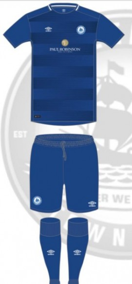 Billericay Town new kit