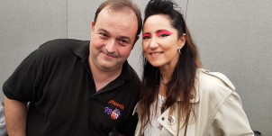 KT Tunstall with Paul Golder