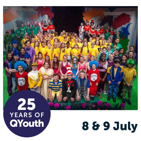 25 years of QYouth - Queen's Theatre Hornchurch