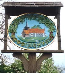 Doddinghurst sign