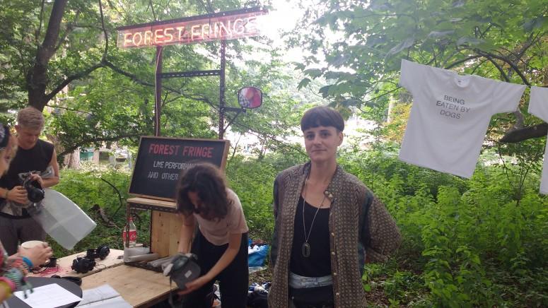 Forest Fringe Ira