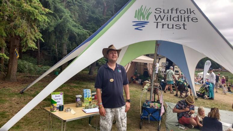 Suffolk Wildlife Trust Matt