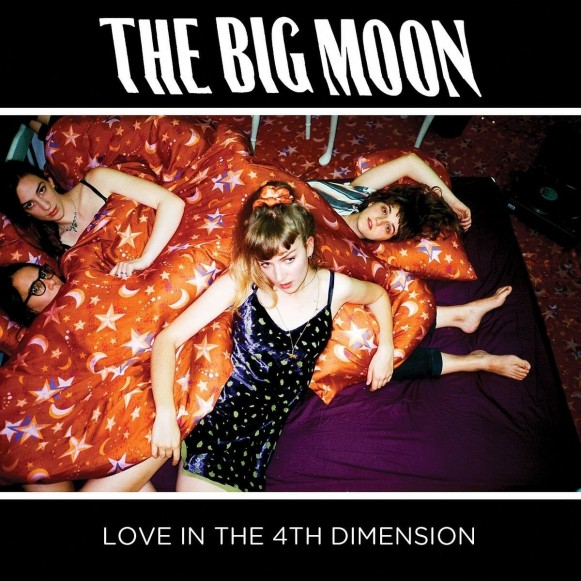 Big Moon - Love In The 4th Dimension