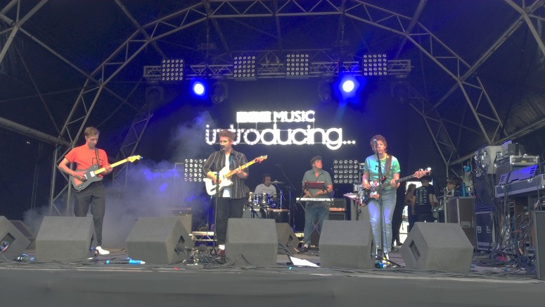 Playing House at the Reading Festival