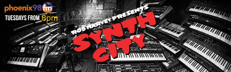Synth City Banner 8