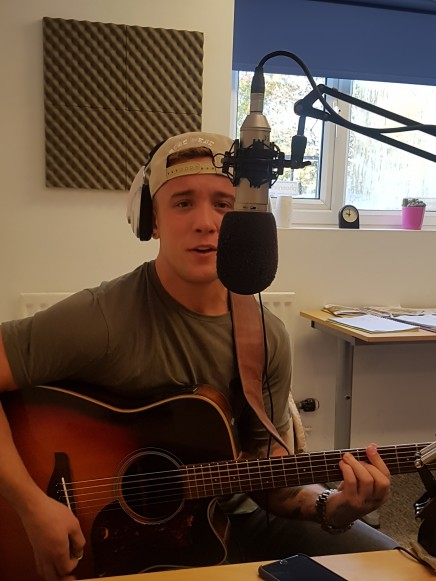 Sam Callahan Antonia Jones Saturday Breakfast Show