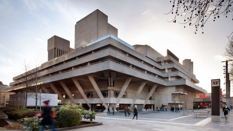 National Theatre - Photo by Philip Vile