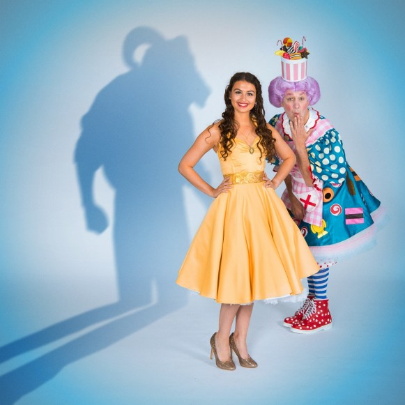 Beauty and the Beast - Queen's Theatre Hornchurch - Photo credit Mark Sepple