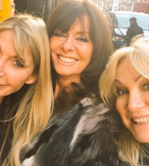 Dr Tracy Mountford, Vicki Michelle, Debbie Arnold