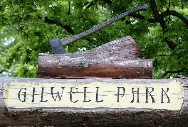 Gilwell Park !