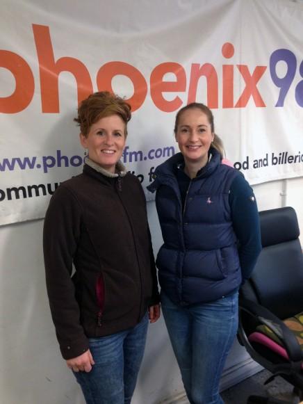 Ruth & Theresa 31-10-17