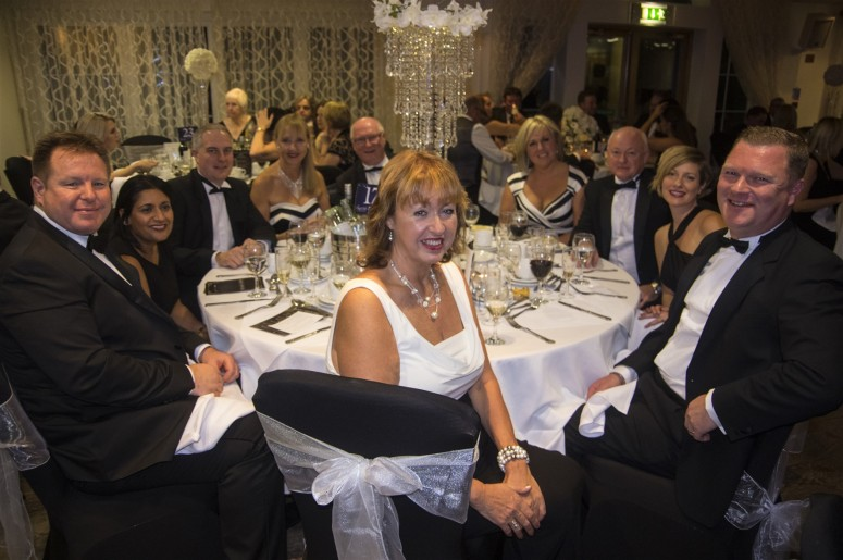 Table 17 - 10 guests