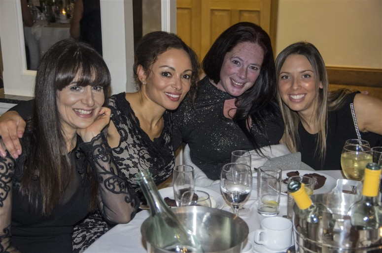 Table 4 - The girls