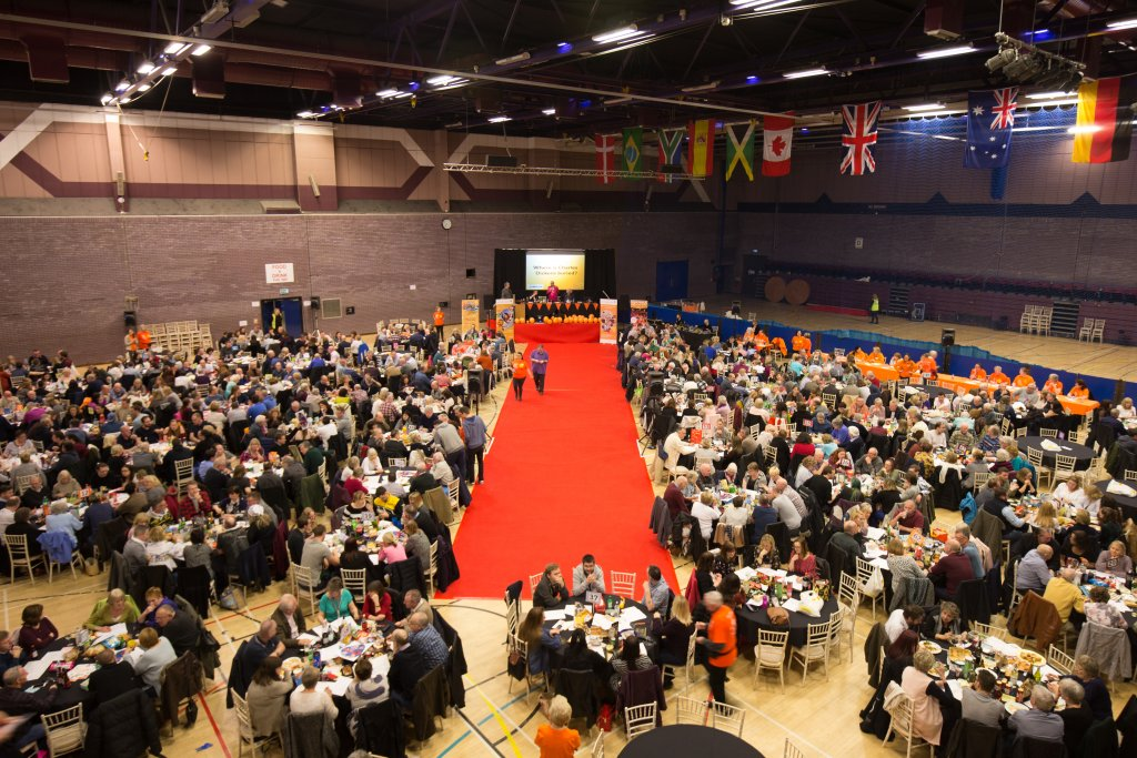 Saint Francis Hospice's Big Yellow Quiz breaks records