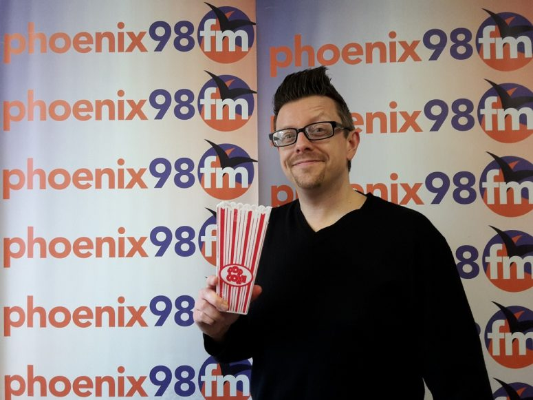 Mark Searby Happy Popcorn