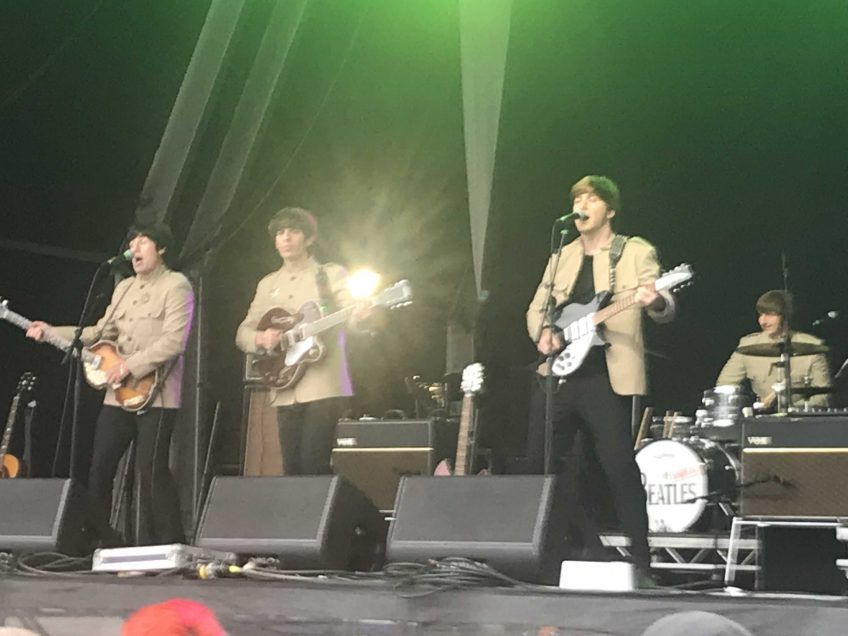 Standon Calling 2018: The Bootleg Beatles - Phoenix FM