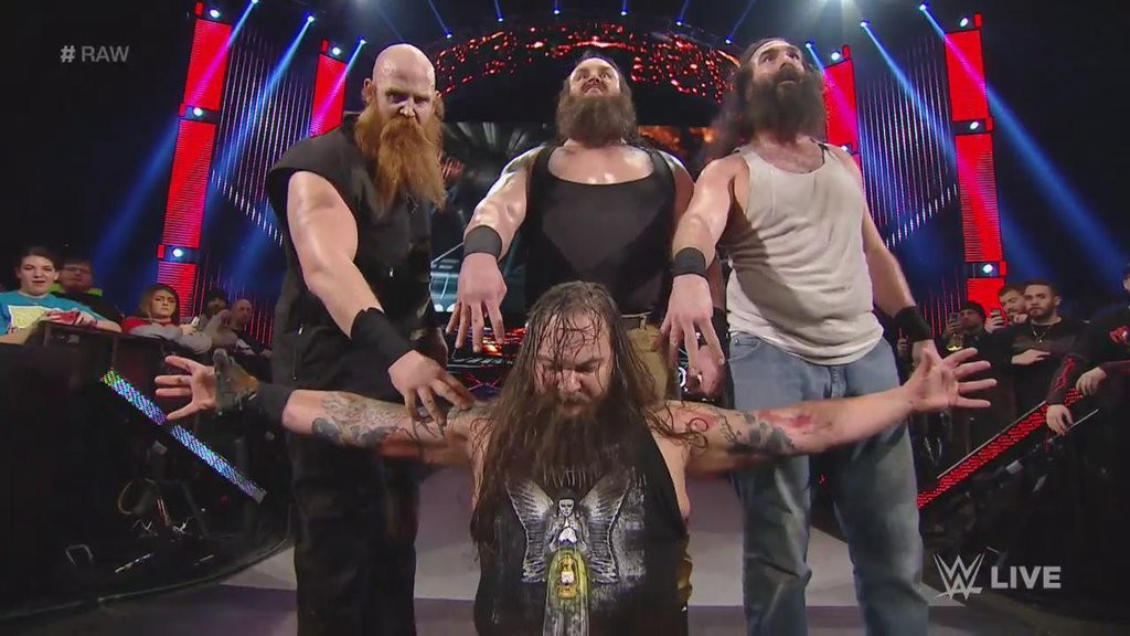 The Wyatt Family: WWE Had Different Plans For The Faction 1