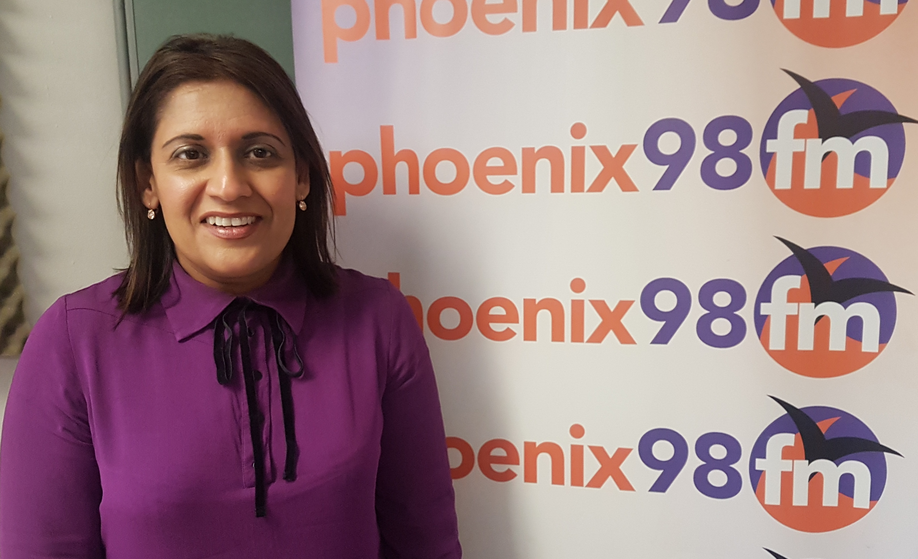 Sangeet And Jo From F Barnes Solicitors Why You Should Make A Will Phoenix Fm
