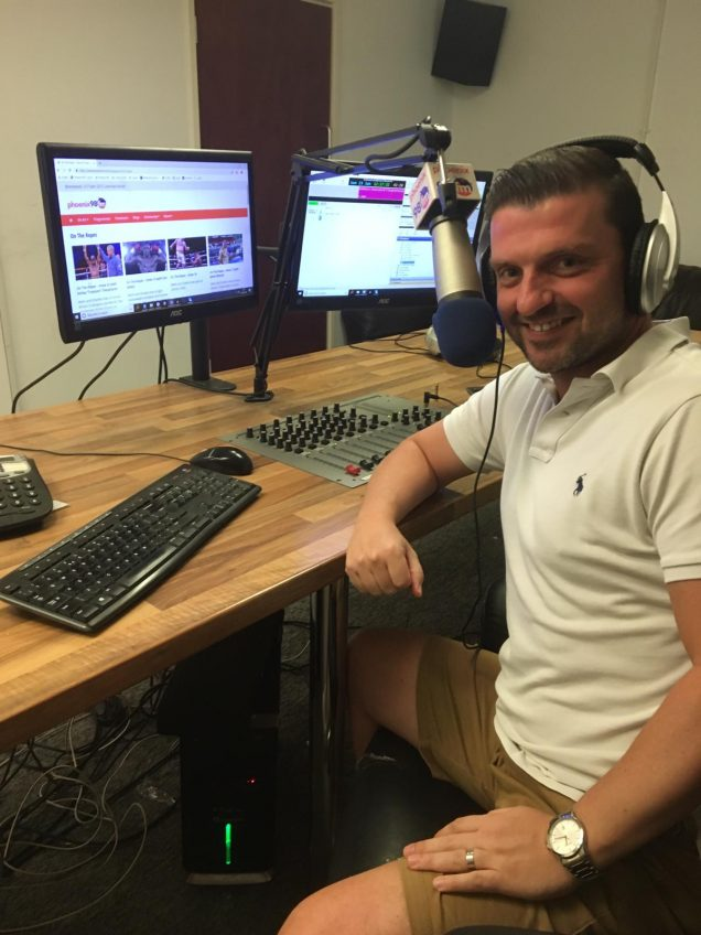 On The Ropes – show 21 - Phoenix FM